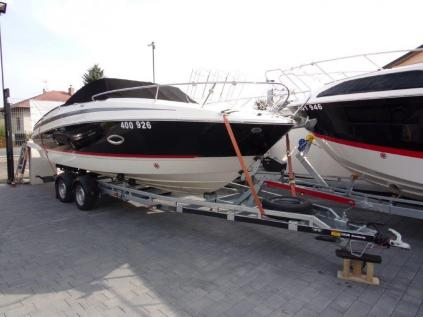 BAYLINER 742 Cuddy + MERCRUISER 4.5l V6 MPI 250ps + vlek THULE 2500 Black Line r.2016