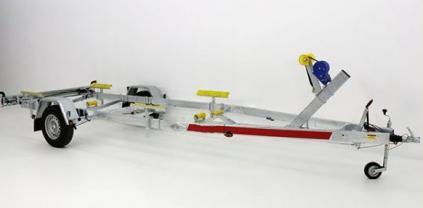 BOAT TEMA Trailers 1800 (na loď délky ca 7 m,uveze 1420 kg)