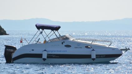 Kajutová jachta CABIN 20 / 5,90 metru