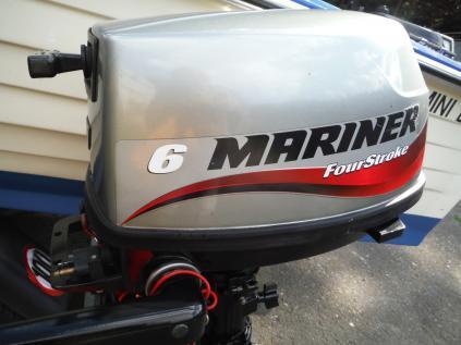 Lodní motor Mariner 6PS 4T