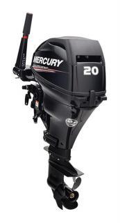 MERCURY F 20 záruka 5 let