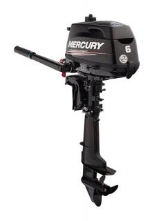 MERCURY F 6 záruka 5 let
