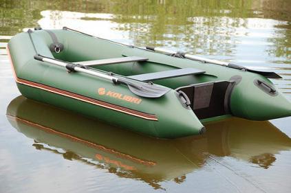 Nafukovací člun KOLIBRI KM-260
