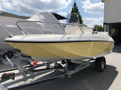 BAYLINER Element CC5E + MERCURY F 80 ELPT EFI