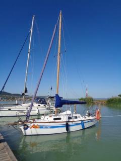 Kajutová plachetnice