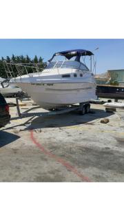 Laminátová loď DRAGO 27 WB + YAMAHA F225