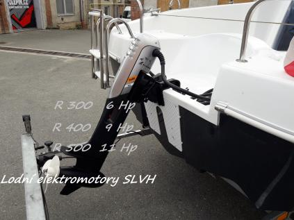 Lodní elektromotor 6 Hp  SLVH