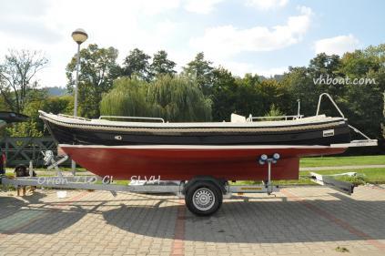 Motorové čluny lodě  SLVH