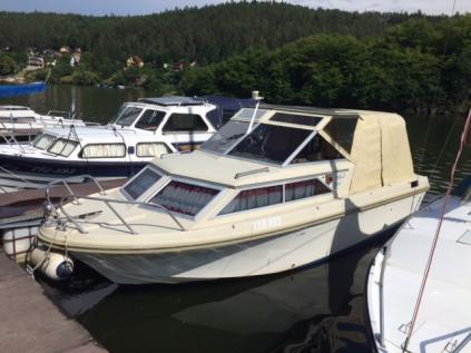 Prodej kajutového člunu Windy 22 HC