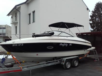 Bayliner 742 cuddy+mercruiser 4,5L  V6 MPI 250ps