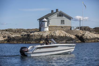 Motorový člun RYDS 548 MIDC