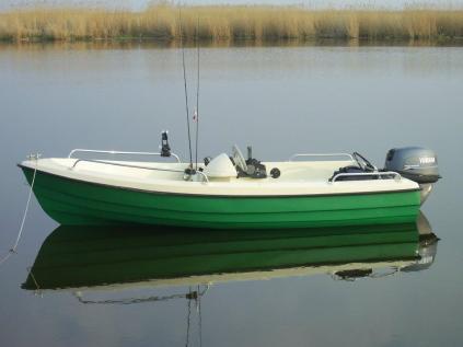 Motorový člun SOLARSKY SOLAR 360 SPORT