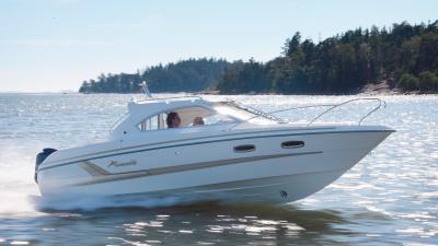 Motorový člun Yamarin 68 Cabin