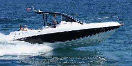 Exkluzivní nová jachta SALPA 30 GT / 9,90 metru