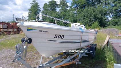 Motorový člun loď CL 470 open  HNED K ODBĚRU